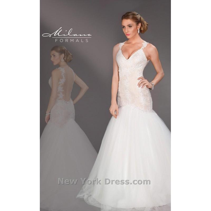 زفاف - Milano Formals AA9306 - Charming Wedding Party Dresses