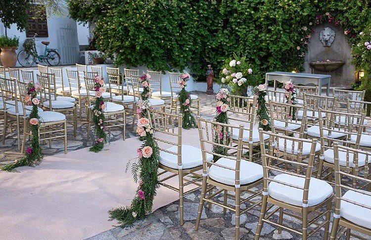 Hochzeit - Ceremonias románticas