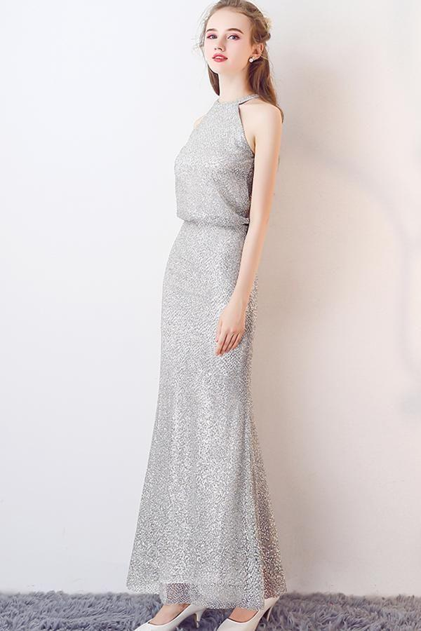 Mariage - 2017 New Long Tail Wear Long Tail Dress Evening Dress TP0126