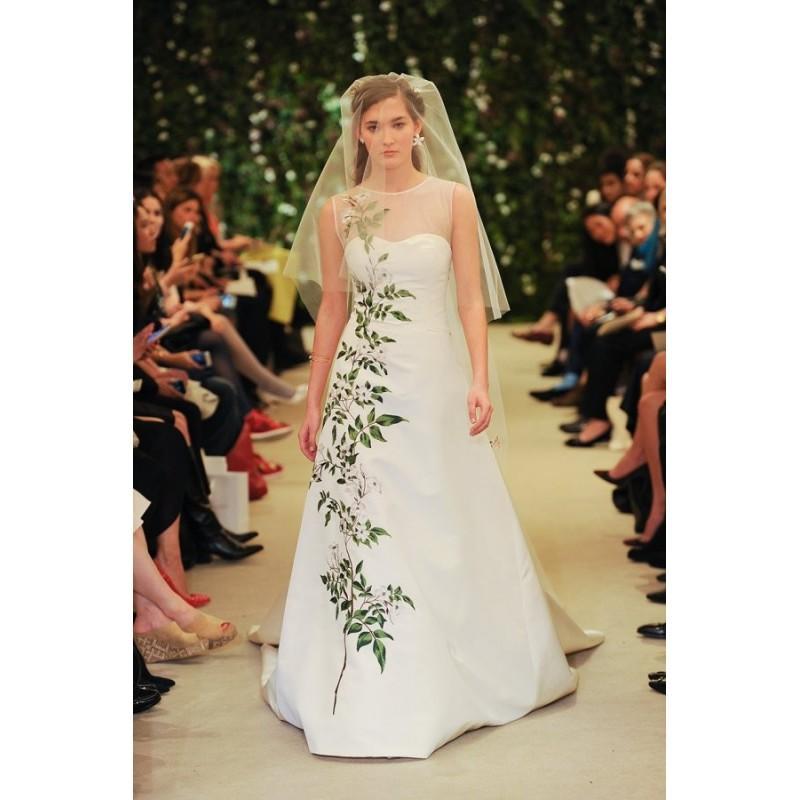 Wedding - Carolina Herrera Style Jasmine - Fantastic Wedding Dresses