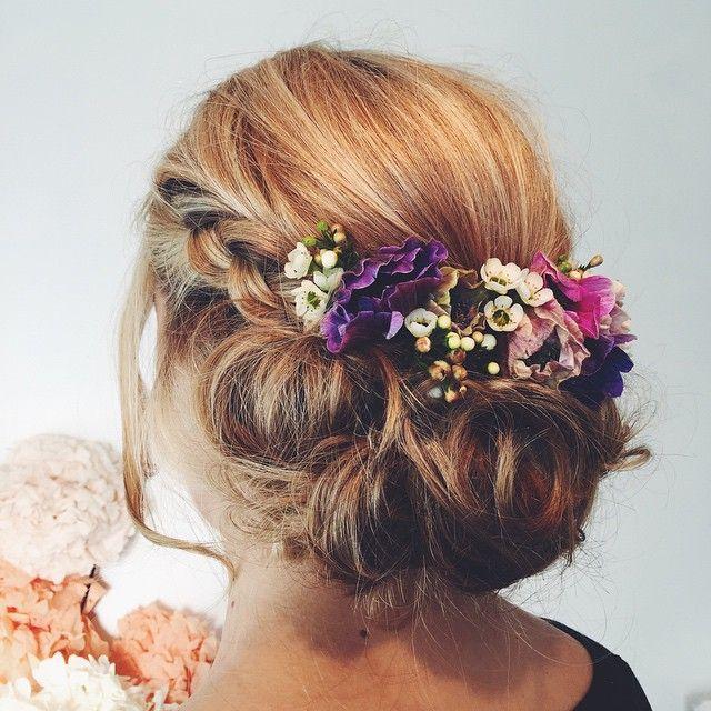 Свадьба - Hairdos & Tips.