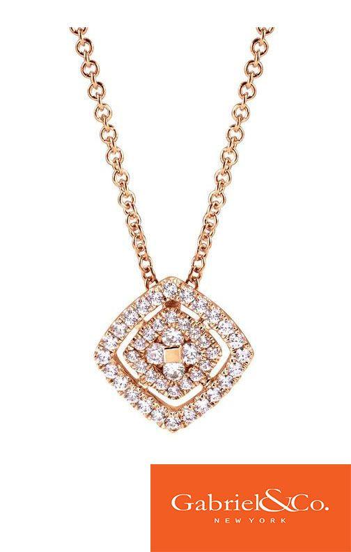 Mariage - Rose Gold Engagement Rings