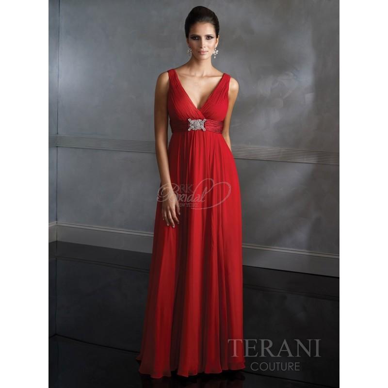 Свадьба - Terani Couture Evening - Style 35157E - Elegant Wedding Dresses