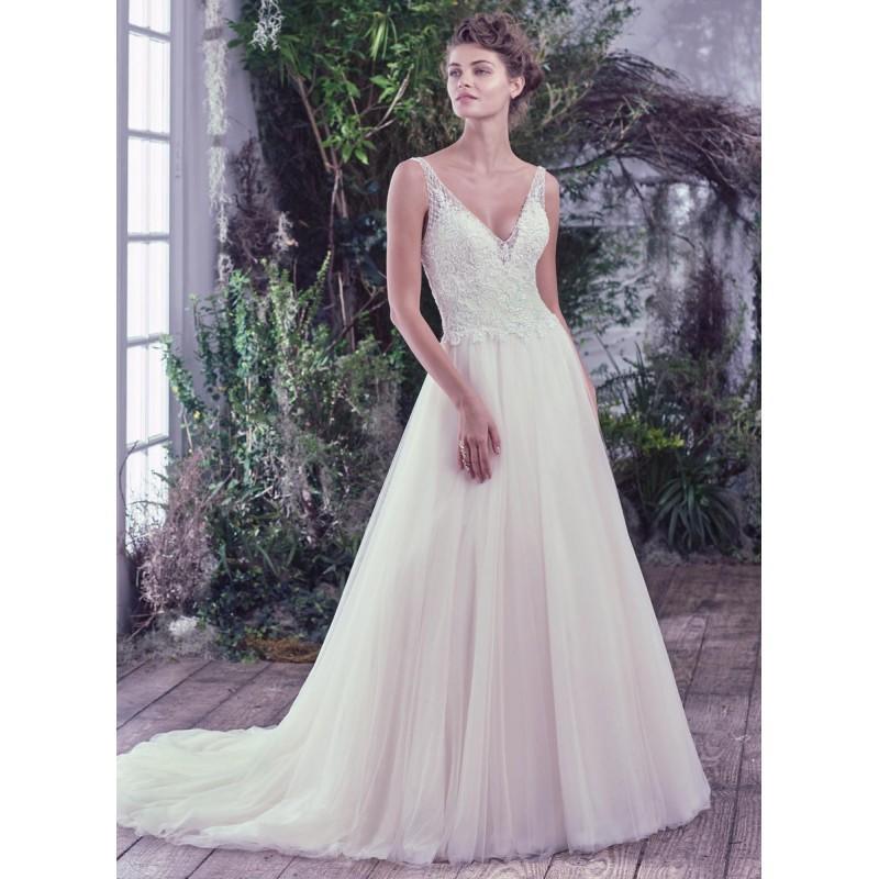 Wedding - White Maggie Bridal by Maggie Sottero Jovanna - Brand Wedding Store Online
