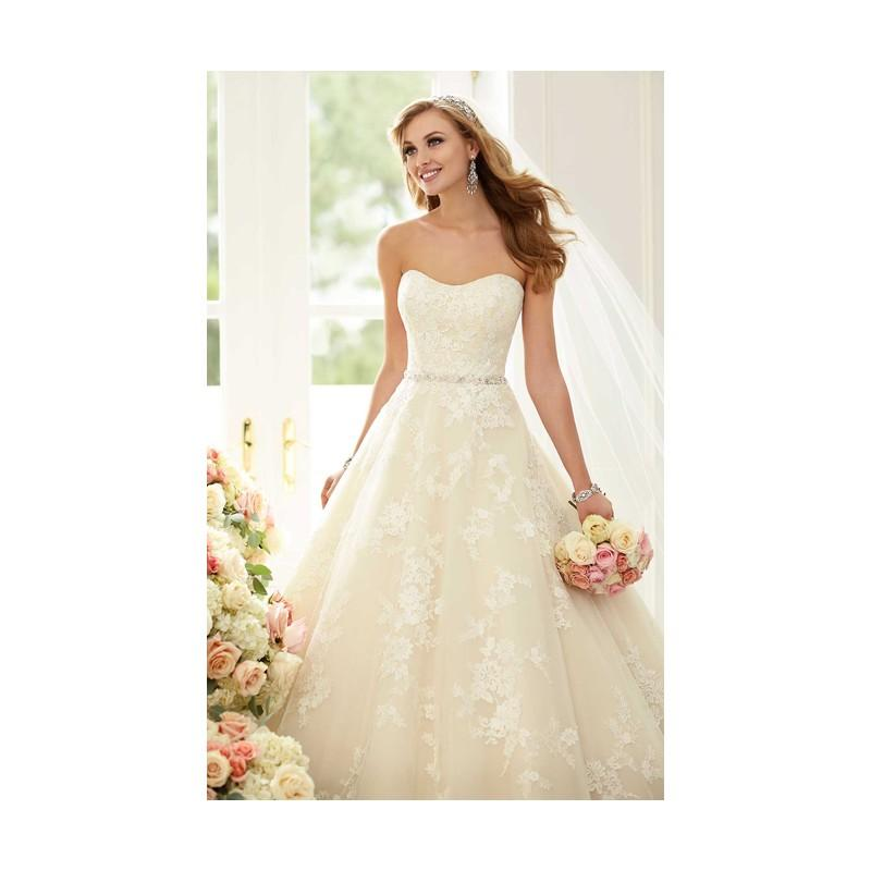 Stella York Ball Gown Wedding Dress Style 6130