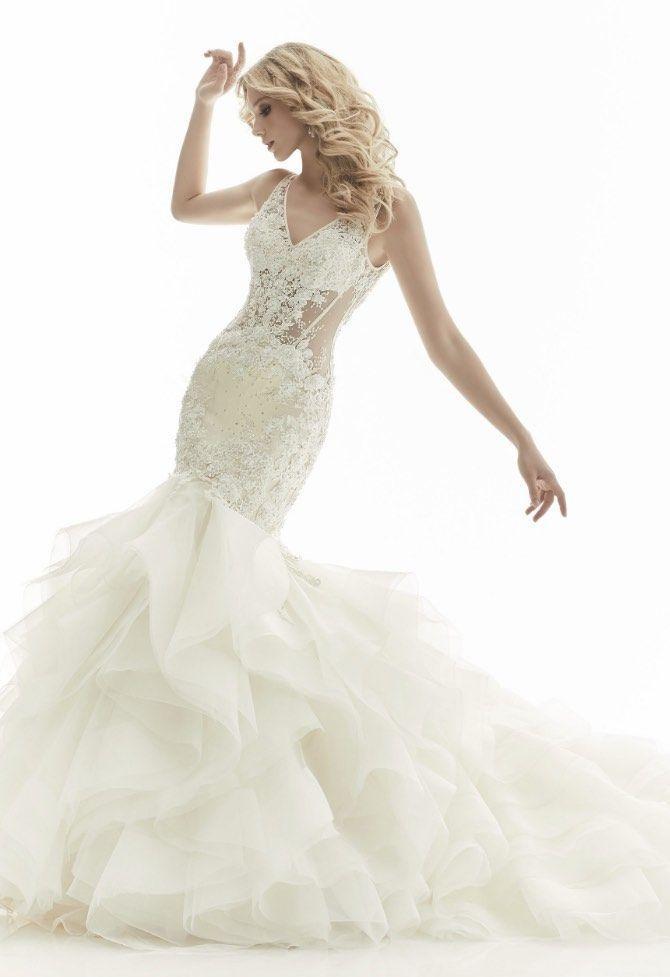 Wedding - Wedding Dress Inspiration - Randy Fenoli
