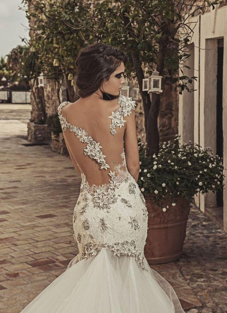 Wedding - 30 Swoon-Worthy Wedding Dresses With Beautiful Details That Reflect Meticulous Craftsmanship!