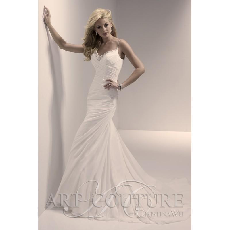 Wedding - Art Couture 454 - Stunning Cheap Wedding Dresses
