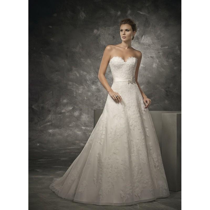 6c11c57c67ff Robes de mariée Divina Sposa 2016 - 16210 - Superbe magasin de mariage pas  cher