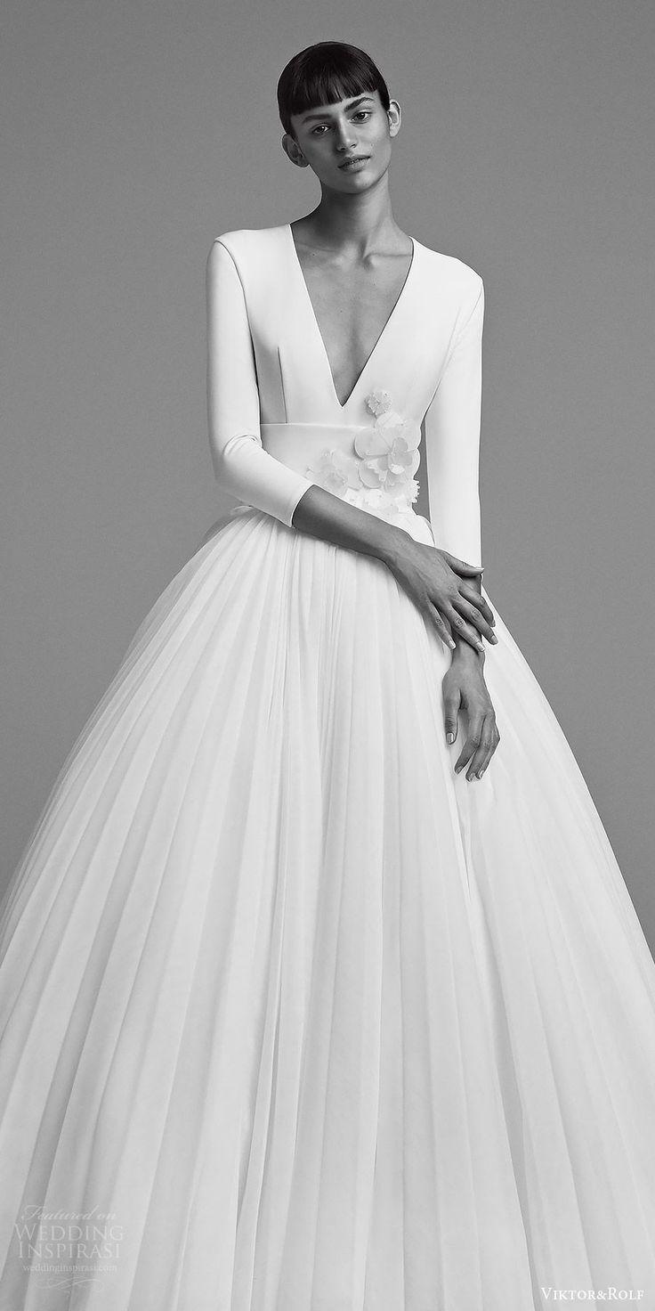 زفاف - Viktor&Rolf Fall 2018 Wedding Dresses