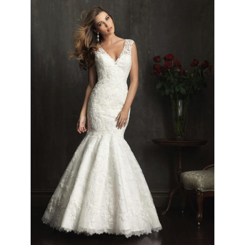 Wedding - Allure Wedding Dresses - Style 9056 - Formal Day Dresses