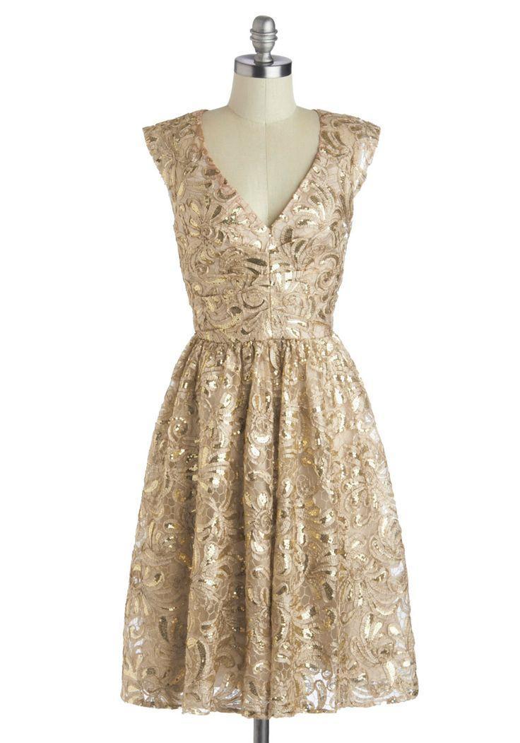 زفاف - The Missing Clink Sequin Sheath Dress