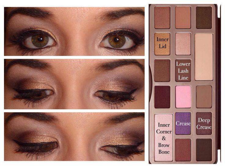 زفاف - Basic Smokey Eye