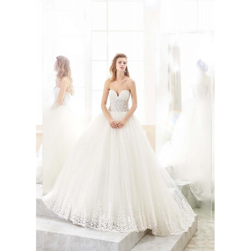 Wedding - ROAB18888 (Romance) 2018 ROAB18888 Princesa Corazón Largo Sin mangas - Vestidos de novia 2018