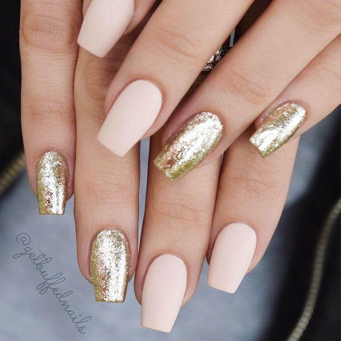 Свадьба - 18 Nude Nails Designs For A Classy Look