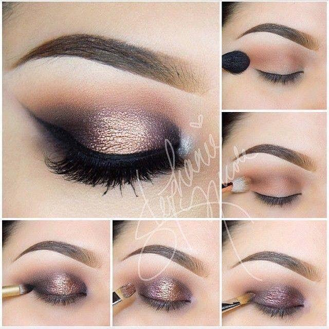 Свадьба - Iridescent Smokey Eye