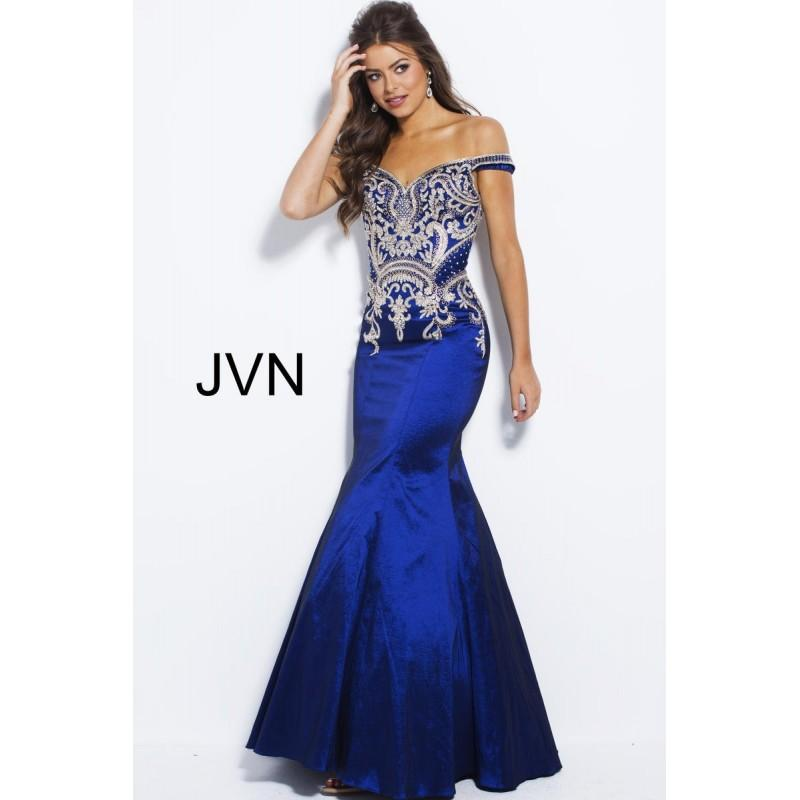Mariage - JVN Prom by Jovani JVN61193 - Fantastic Bridesmaid Dresses