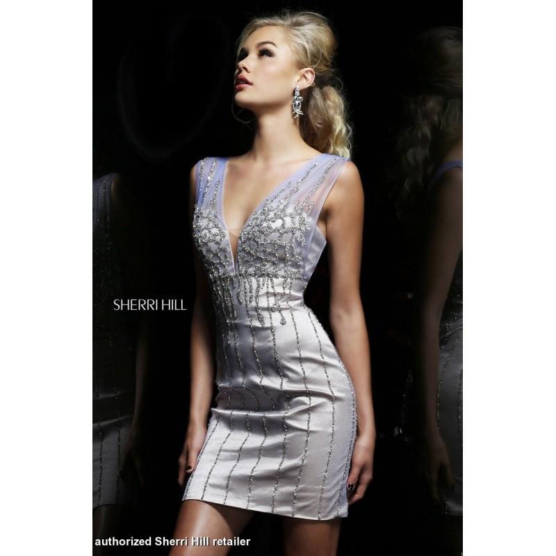 Wedding - Sherri Hill 9807 - Brand Wedding Store Online
