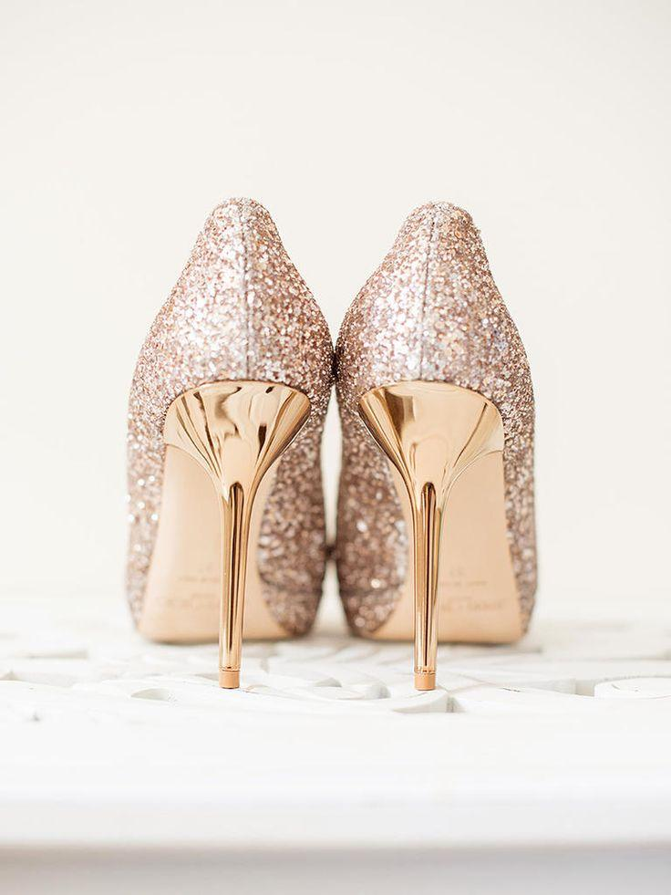 Nozze - 16 Grown-Up Ways To Use Glitter At Your Wedding