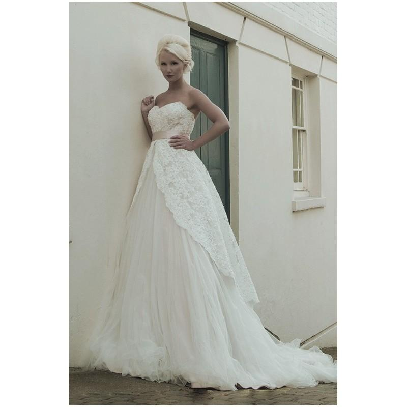 Свадьба - House of Mooshki Elizabeth -  Designer Wedding Dresses