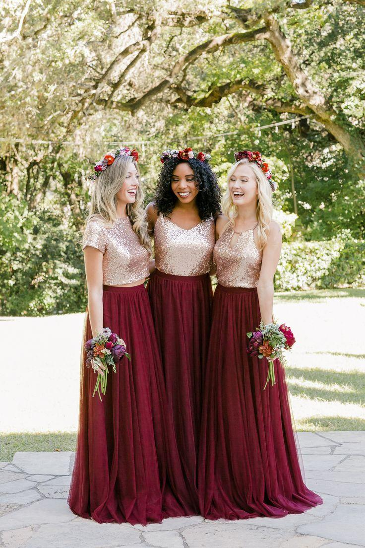 Wedding - Bridesmaids Ideas