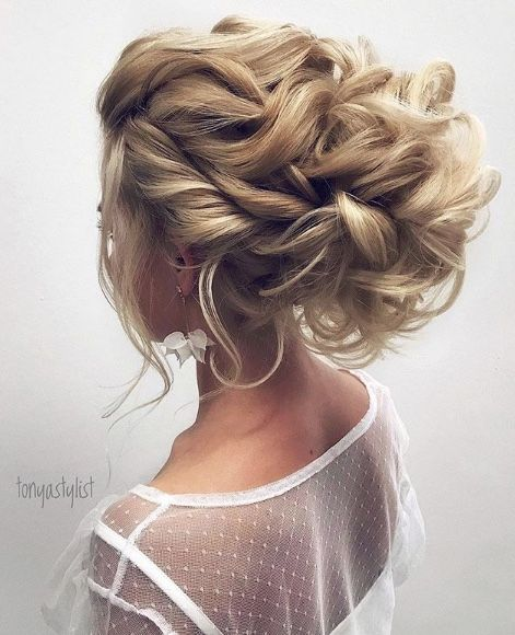 Hochzeit - Wedding Hairstyle Inspiration - Tonyastylist