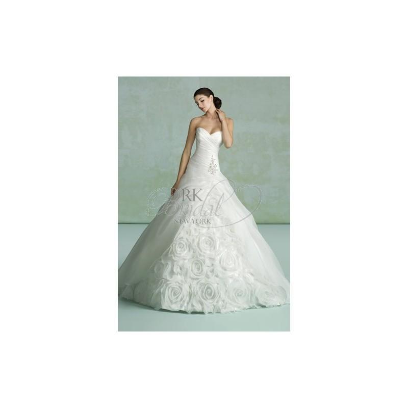 Wedding - Kitty Chen-Spring-2011-Spring - Elegant Wedding Dresses