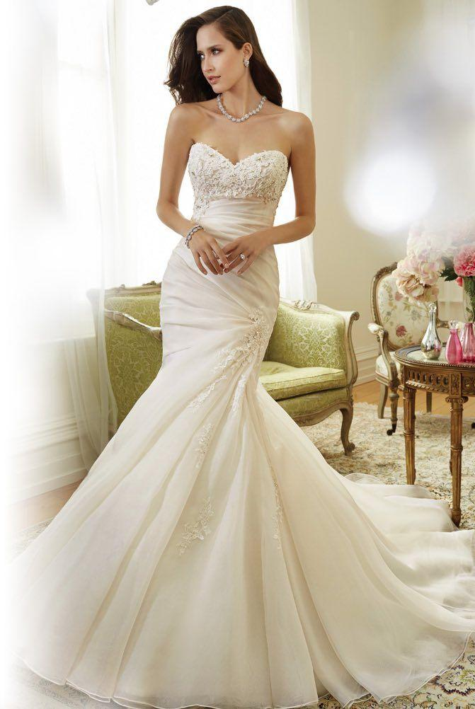 Wedding - Wedding Dress Inspiration - Sophia Tolli