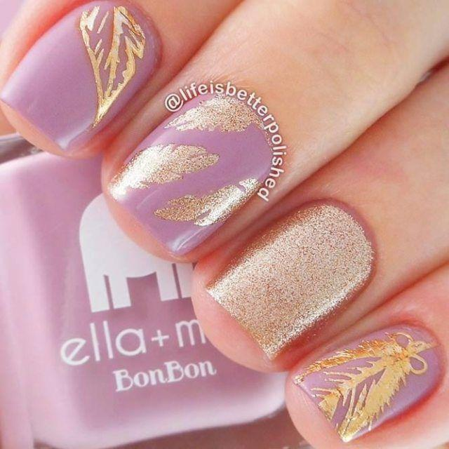 Wedding - Nail Art