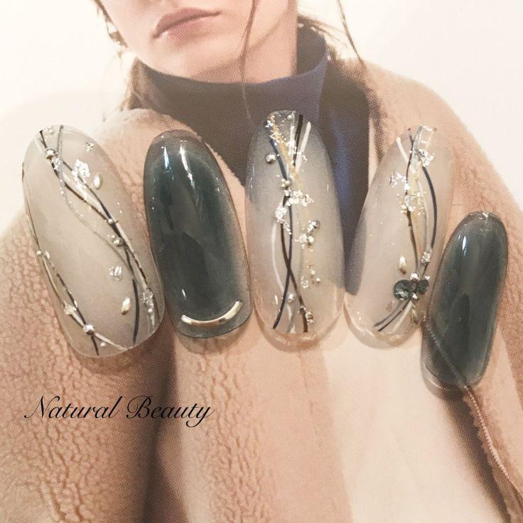 Wedding - 冬/ブライダル/お正月/成人式/ハンド - Naturalbeautyのネイルデザイン[No.2757205]|ネイルブック