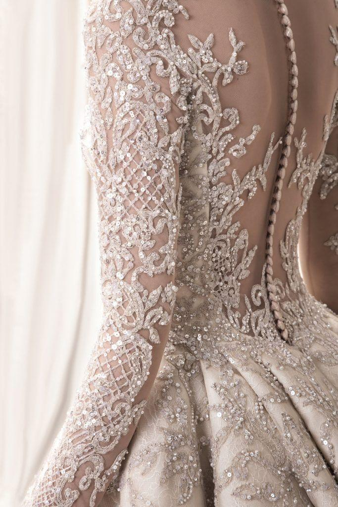 زفاف - Krikor Jabotian 2018 Bridal Collection
