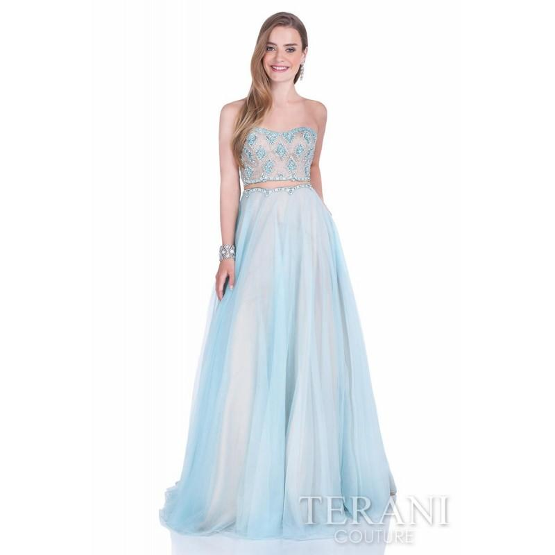 Wedding - Terani Prom 1611P1014 - Fantastic Bridesmaid Dresses