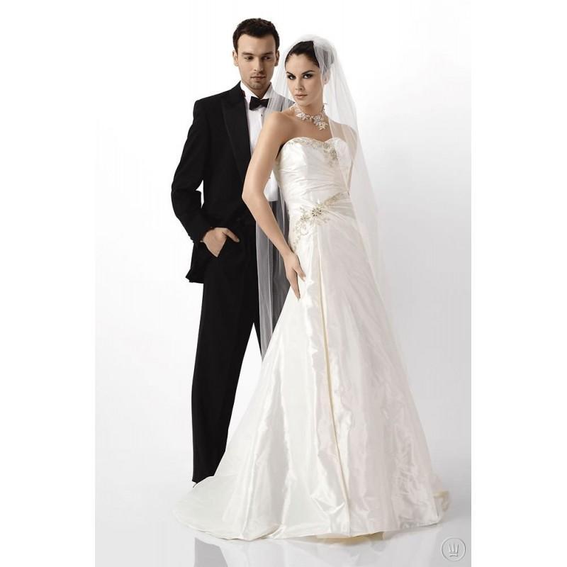 Hochzeit - Agnes 1905 Agnes Wedding Dresses White Collection - Rosy Bridesmaid Dresses