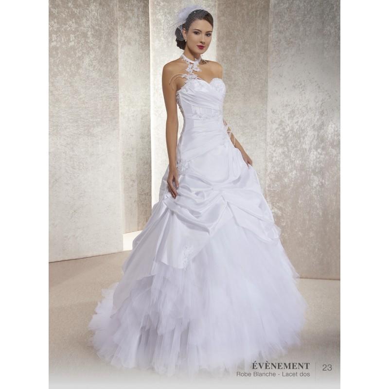 Wedding - Robes de mariée Annie Couture 2017 - Evenement - Superbe magasin de mariage pas cher