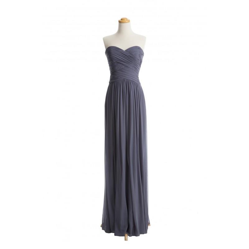 Hochzeit - Shop Joielle Criss Cross Chiffon Sweetheart Dress -  Designer Wedding Dresses