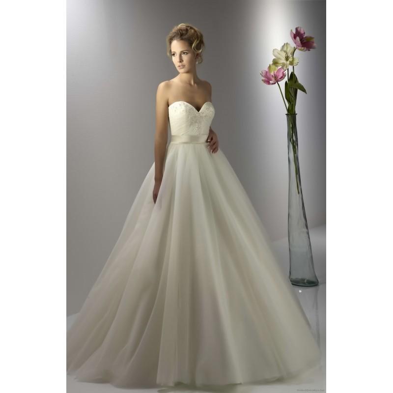 Mariage - Diane Legrand 13EM8 Diane Legrand Wedding Dresses 2014 - Rosy Bridesmaid Dresses