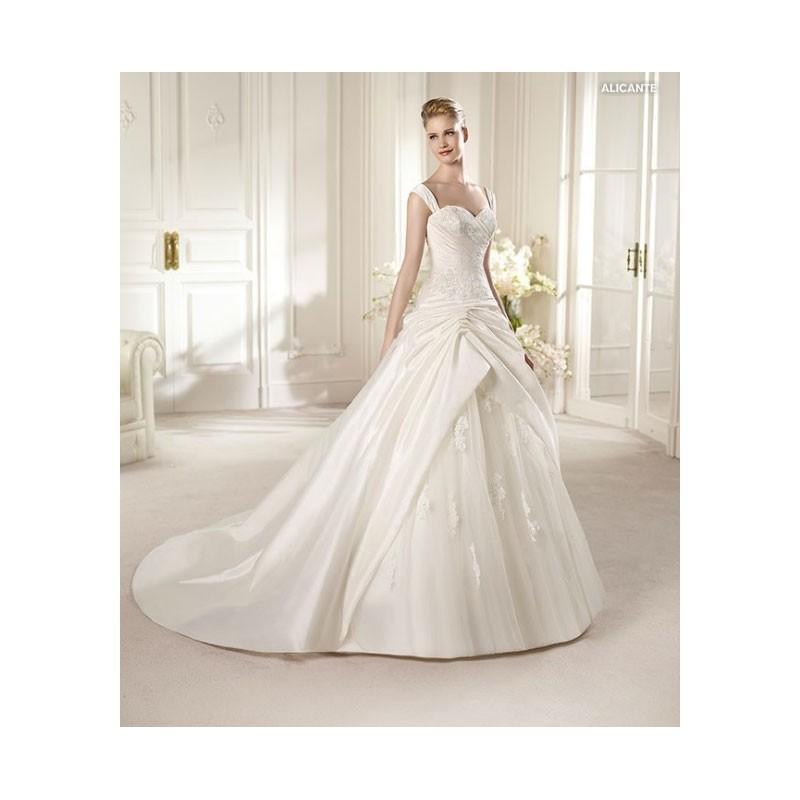 Vestidos de novia san patrick precios
