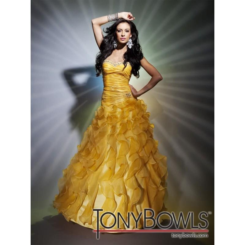 Tony Bowls Le Gala 112506 2017 Prom Dresses Rosy Bridesmaid