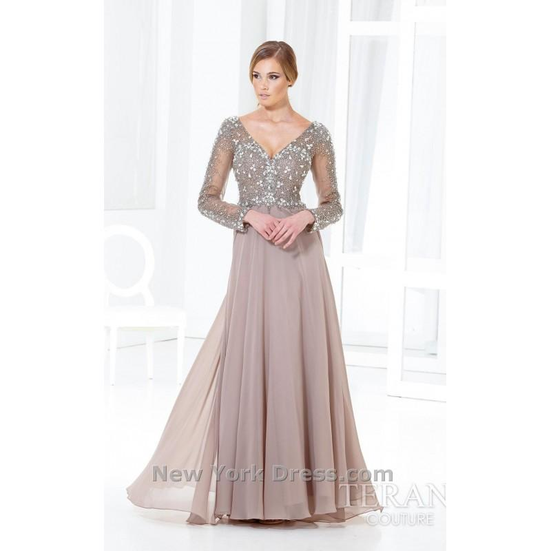 Wedding - Terani M3811 - Charming Wedding Party Dresses