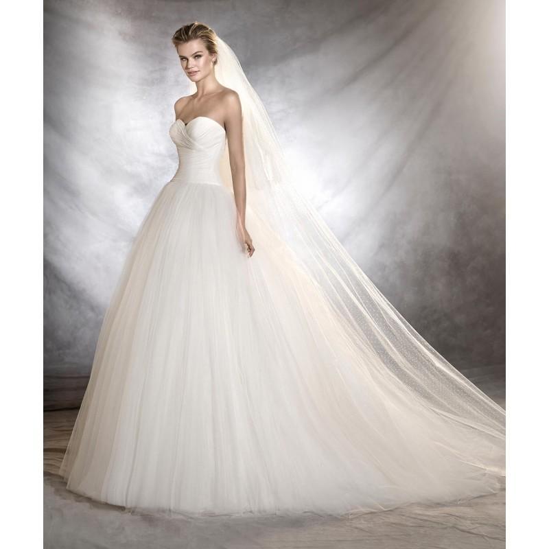 Vestidos de novia en pronovias precios