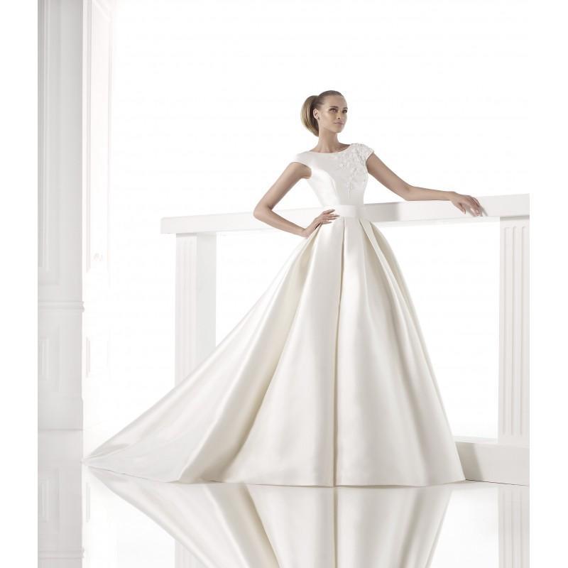 Hochzeit - MILLAY MIMI (Pronovias) - Vestidos de novia 2018