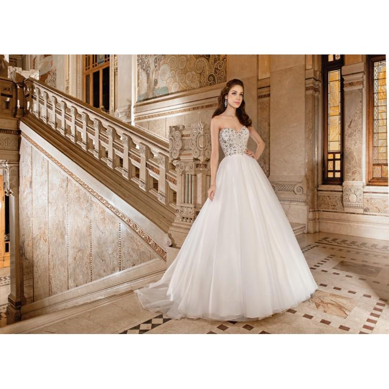 Hochzeit - Demetrios Ilissa 567 - Stunning Cheap Wedding Dresses
