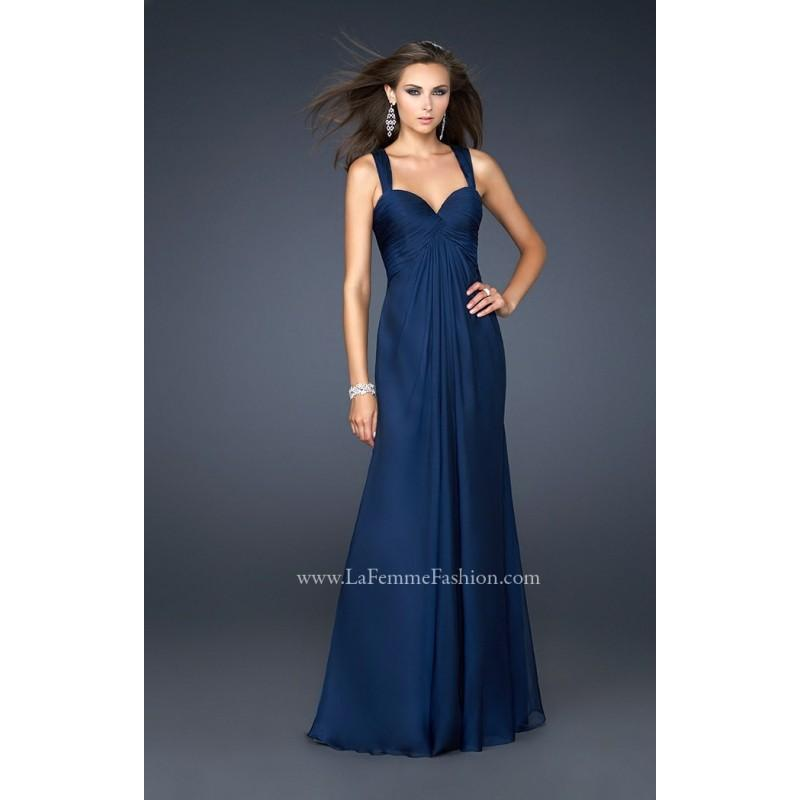 Wedding - Watermelon La Femme 17521 - Chiffon Dress - Customize Your Prom Dress