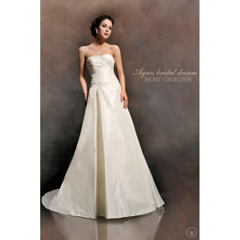 Hochzeit - Agnes 10350 Agnes Wedding Dresses Secret Collection - Rosy Bridesmaid Dresses