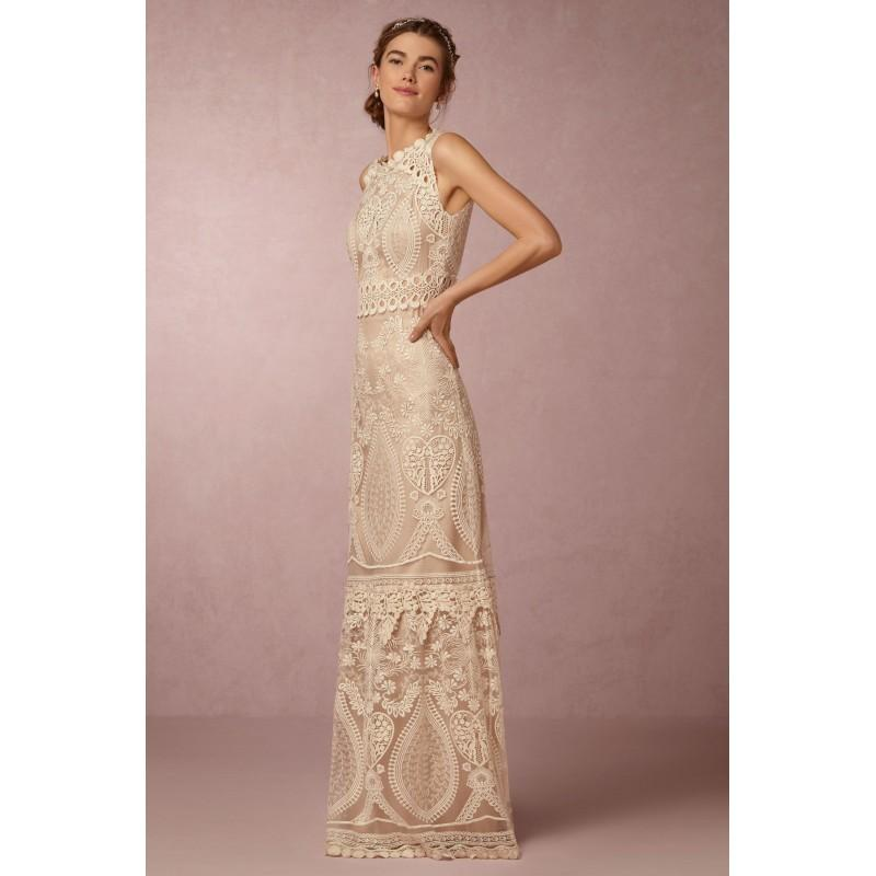 Mariage - BHLDN Roane Gown -  Designer Wedding Dresses