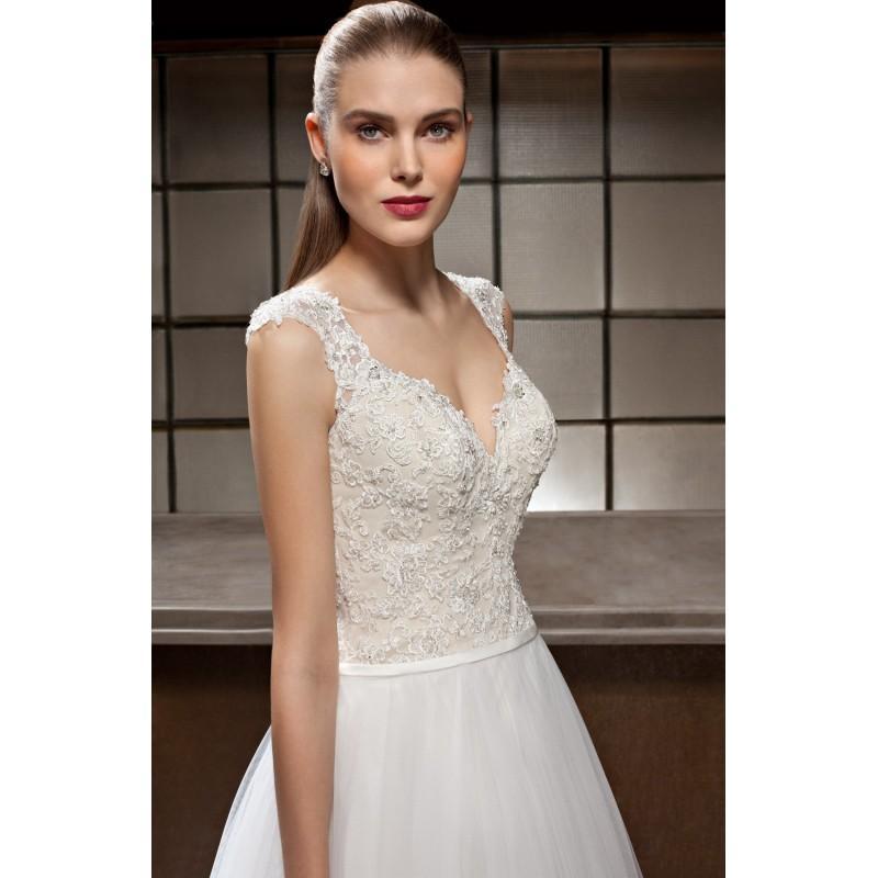 Mariage - Robes de mariée Cosmobella 2017 - 7810 - Superbe magasin de mariage pas cher