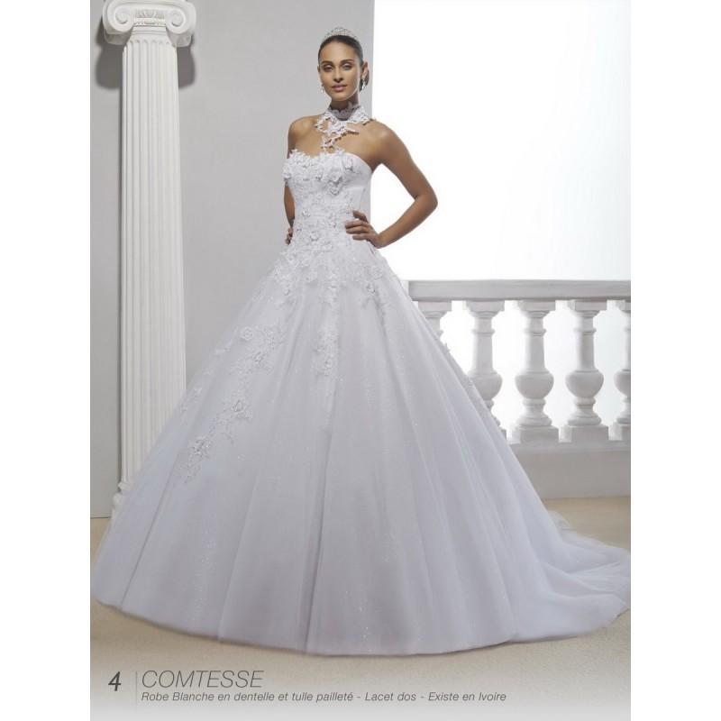 Wedding - Robes de mariée Annie Couture 2016 - comtesse - Superbe magasin de mariage pas cher