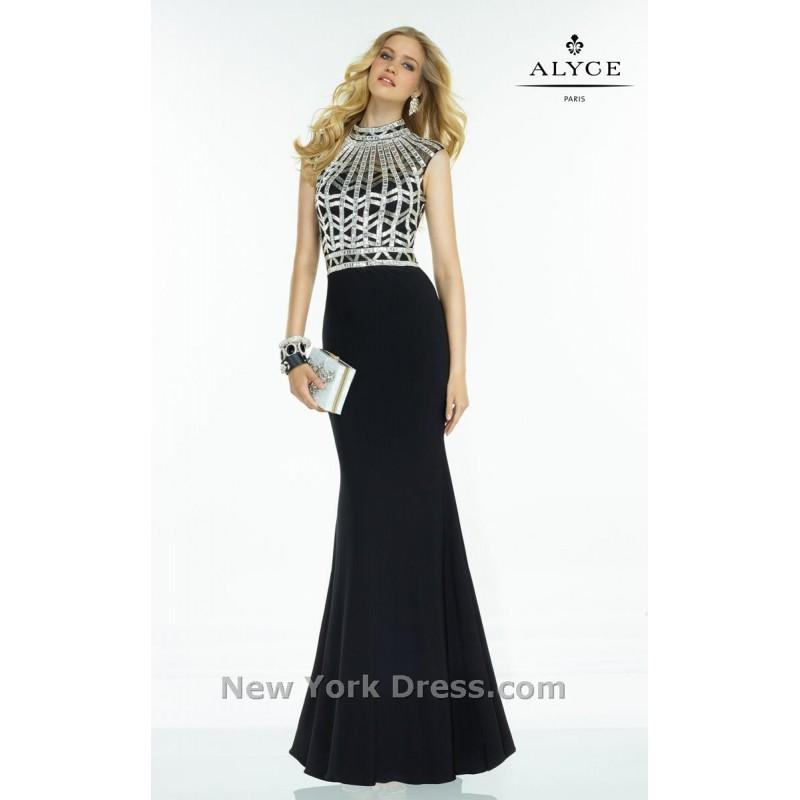 Mariage - Alyce 2531 - Charming Wedding Party Dresses