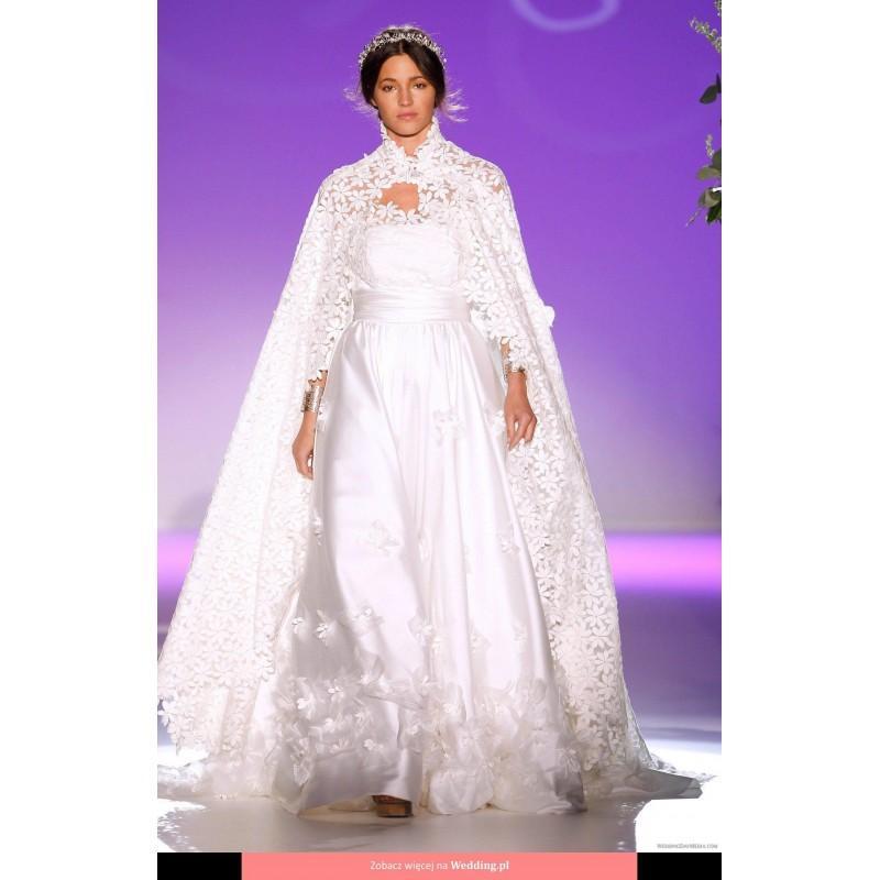 92c6f205da8cd Carla Ruiz - 001 2013 Floor Length Boat Classic Long sleeve Long - Formal  Bridesmaid Dresses 2018