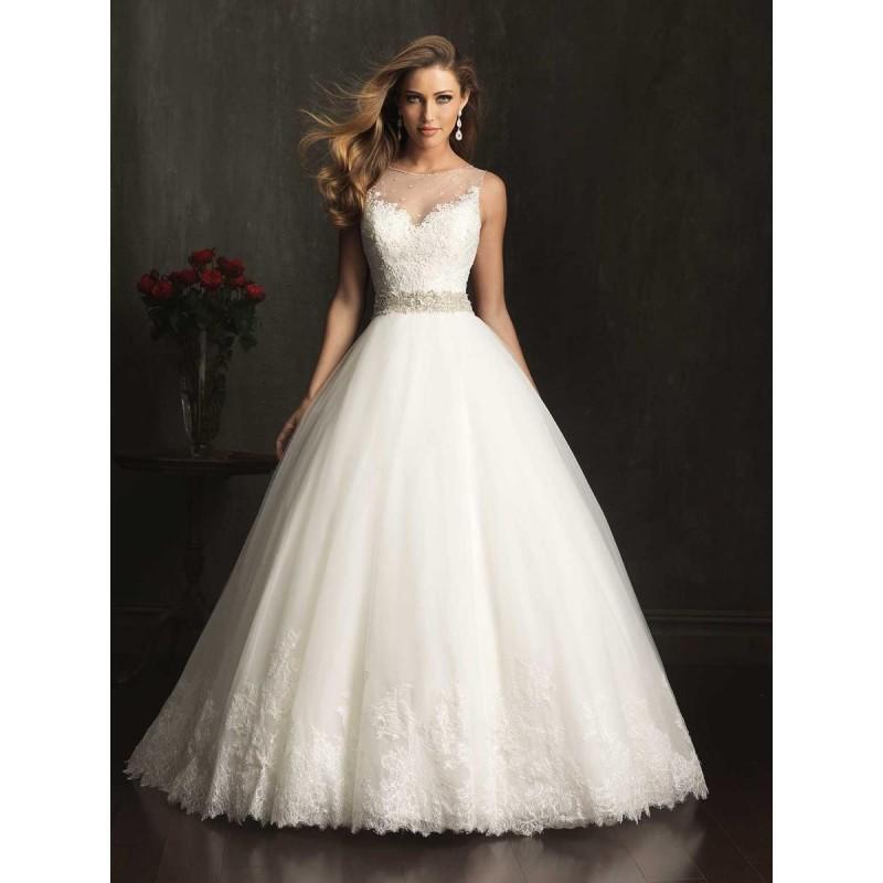 زفاف - Allure Bridals 9073 - Fantastic Bridesmaid Dresses